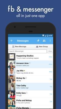 Swipe screenshot 1