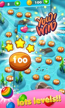 Bubble Happy Mermaid : Fantasy World screenshot 3