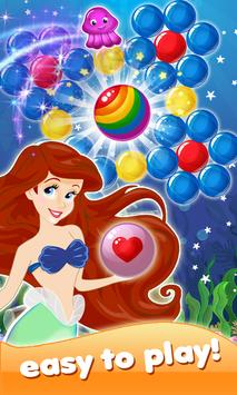 Bubble Happy Mermaid : Fantasy World screenshot 1