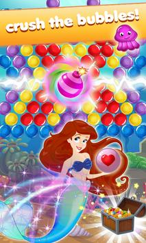Bubble Happy Mermaid : Fantasy World screenshot 2