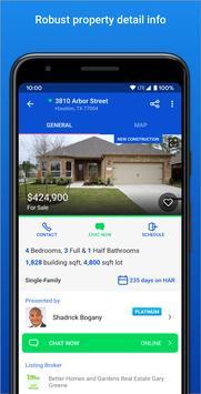 Real Estate by HAR.com - Texas screenshot 4