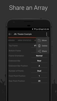 JBL Array Link screenshot 2