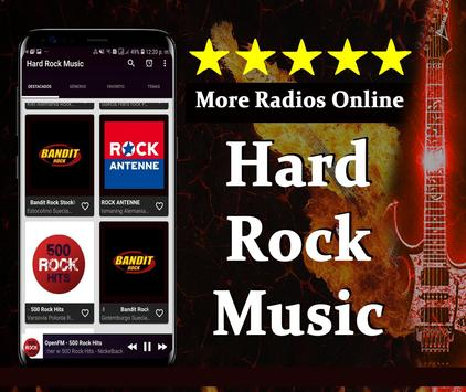Hard Rock Music screenshot 3
