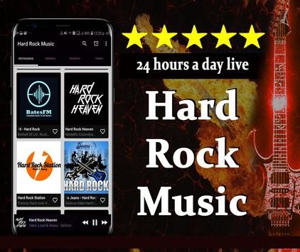 Hard Rock Music screenshot 1