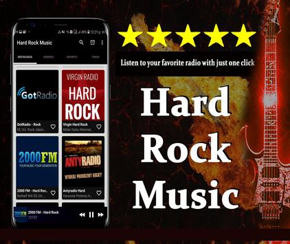 Hard Rock Music screenshot 2