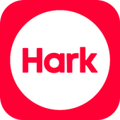 HarkHark - Asian food delivery & travel coupon icon