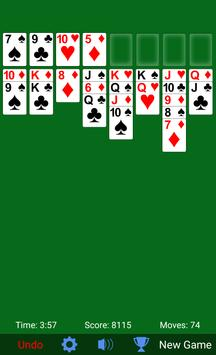 FreeCell screenshot 4