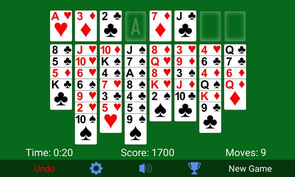 FreeCell screenshot 7