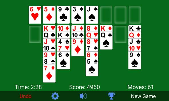 FreeCell screenshot 9