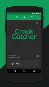 CrookCatcher تصوير الشاشة 4