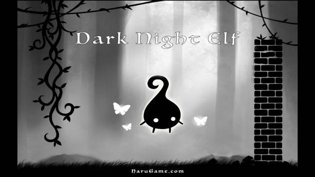 Dark Night Elf poster