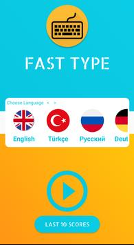 Fast Type poster