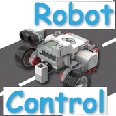 Simple Remote Control for EV3 Robot icon