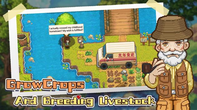 Harvest Town imagem de tela 1