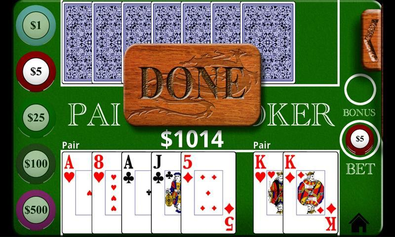 Play Pai Gow Poker Online Free