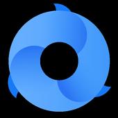 Turbo Browser: Private & Adblocker & Fast Download icon