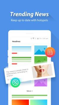 Turbo Browser: Private & Adblocker & Fast Download screenshot 7