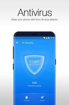 Hi Security スクリーンショット 1