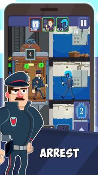 Elevator simulator poster