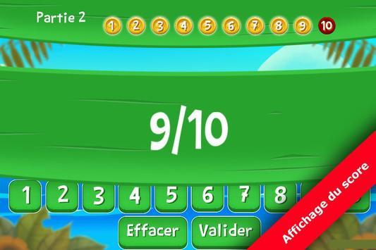 Cap maths CP, CE1, CE2 screenshot 3