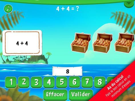 Cap maths CP, CE1, CE2 screenshot 10