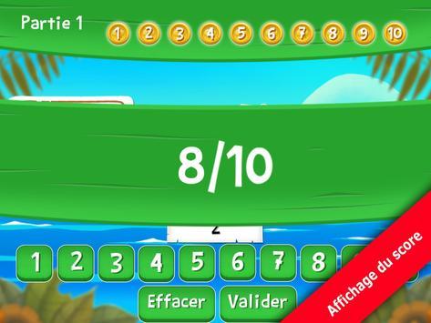Cap maths CP, CE1, CE2 screenshot 11