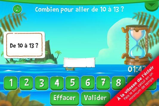 Cap maths CP, CE1, CE2 screenshot 1