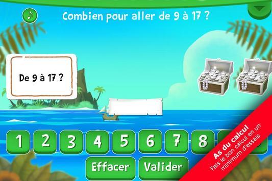 Cap maths CP, CE1, CE2 screenshot 2
