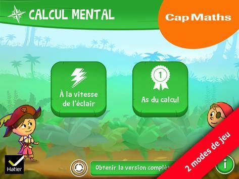 Cap maths CP, CE1, CE2 screenshot 8