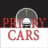 Priory Cars Taxi icon