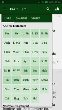 Hausa Bible et français screenshot 6