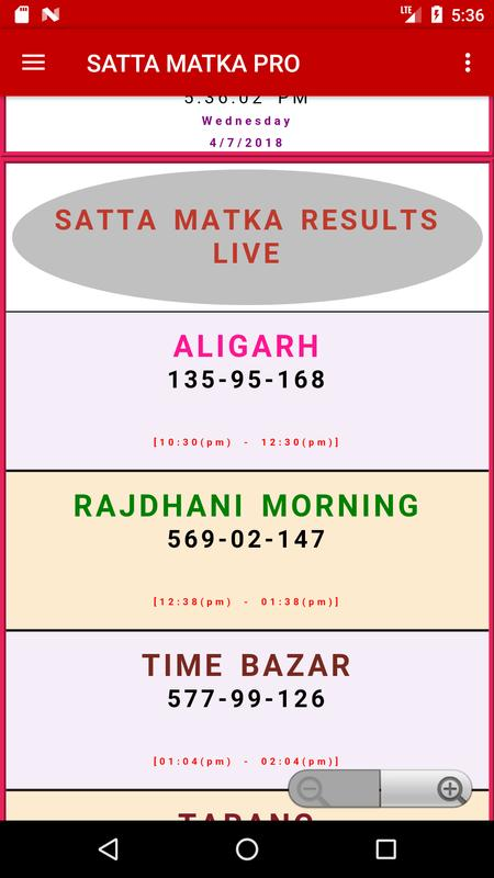 Satta Matka Kalyan Result For Android Apk Download