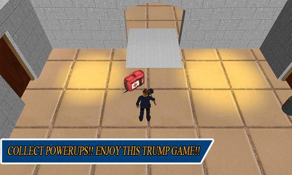 White House Escape - Trump screenshot 1