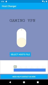 Strange VPN poster