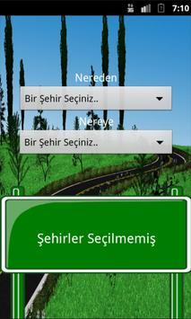 Distance Between Turkey Cities screenshot 5