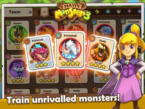 Haypi Monster 3 screenshot 7