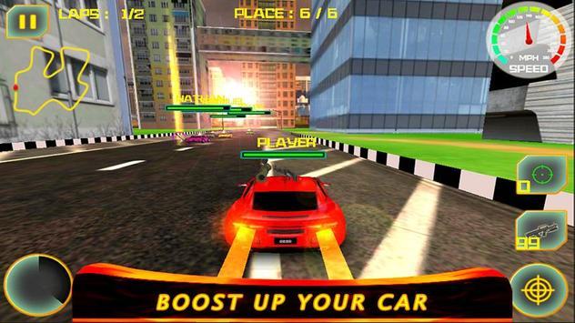 Car War Racing 3D : Smash Cars screenshot 1