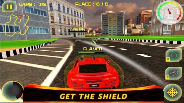 Car War Racing 3D : Smash Cars screenshot 2