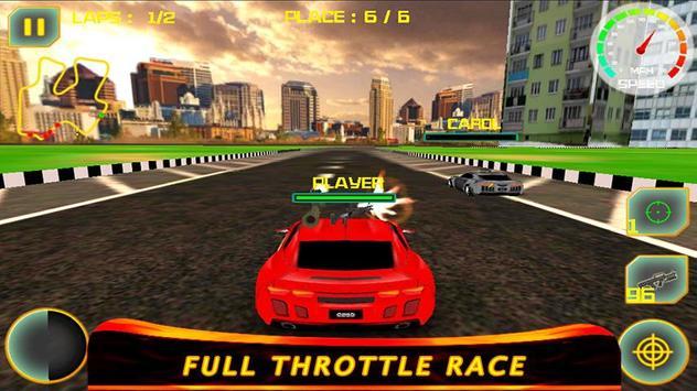 Car War Racing 3D : Smash Cars screenshot 3