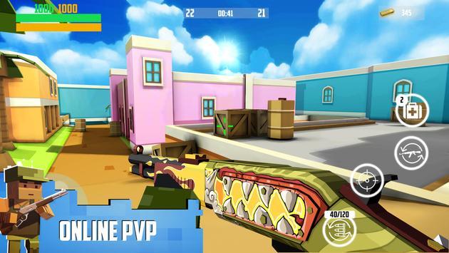 Block Gun imagem de tela 12