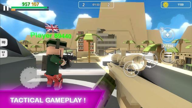 1 Schermata Block Gun