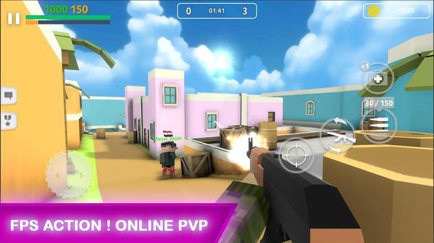 Block Gun imagem de tela 2