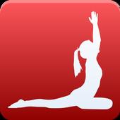 Séances de yoga à domicile - Yoga quotidien icône