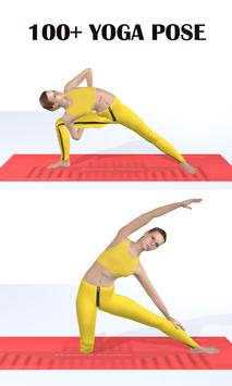 Séances de yoga à domicile - Yoga quotidien capture d'écran 3