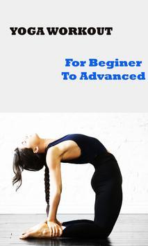 Séances de yoga à domicile - Yoga quotidien Affiche
