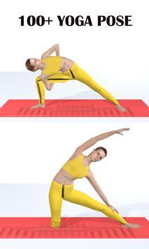Séances de yoga à domicile - Yoga quotidien capture d'écran 9