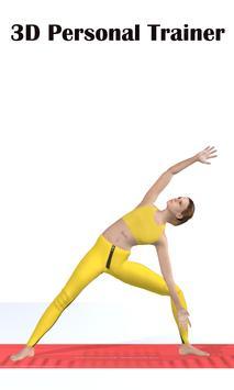 Séances de yoga à domicile - Yoga quotidien capture d'écran 1