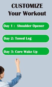 Séances de yoga à domicile - Yoga quotidien capture d'écran 5