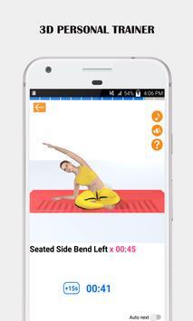 Séances de yoga à domicile - Yoga quotidien capture d'écran 6