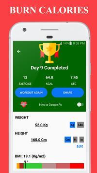 10 Schermata Perdere peso in 30 giorni